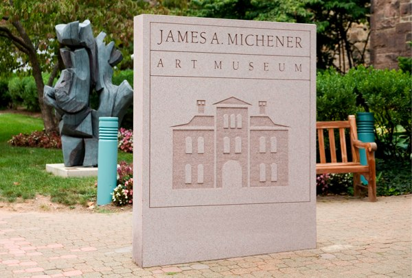 The James A. Michener Art Museum